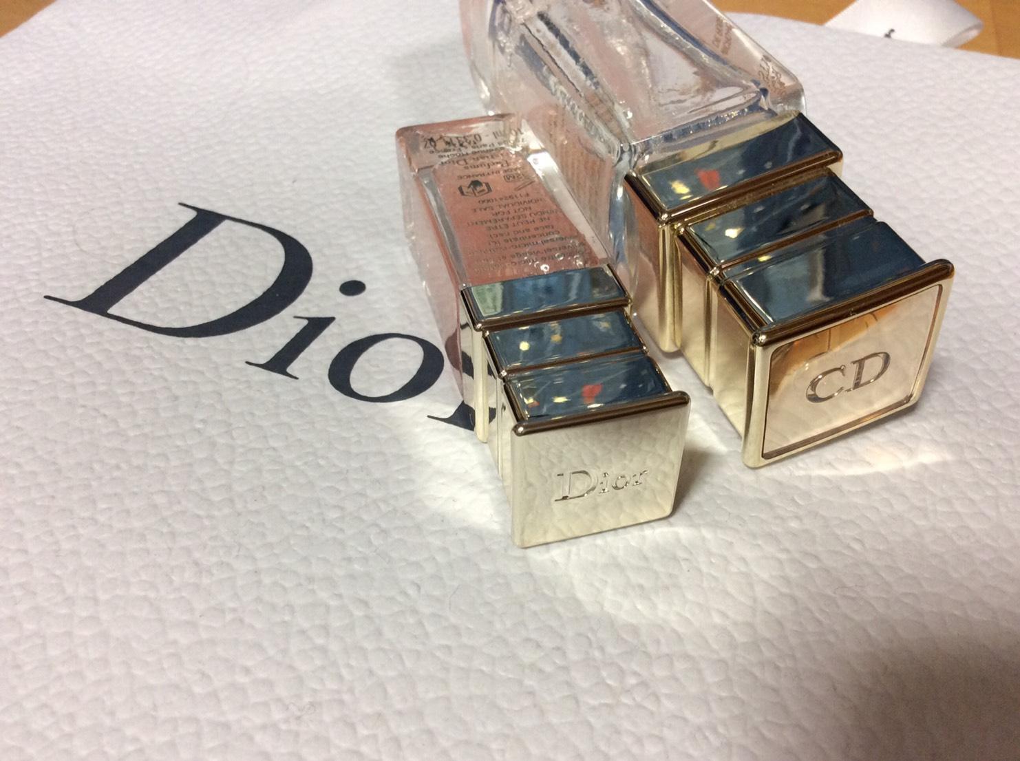 Dior プレステージ ユイルドローズ
