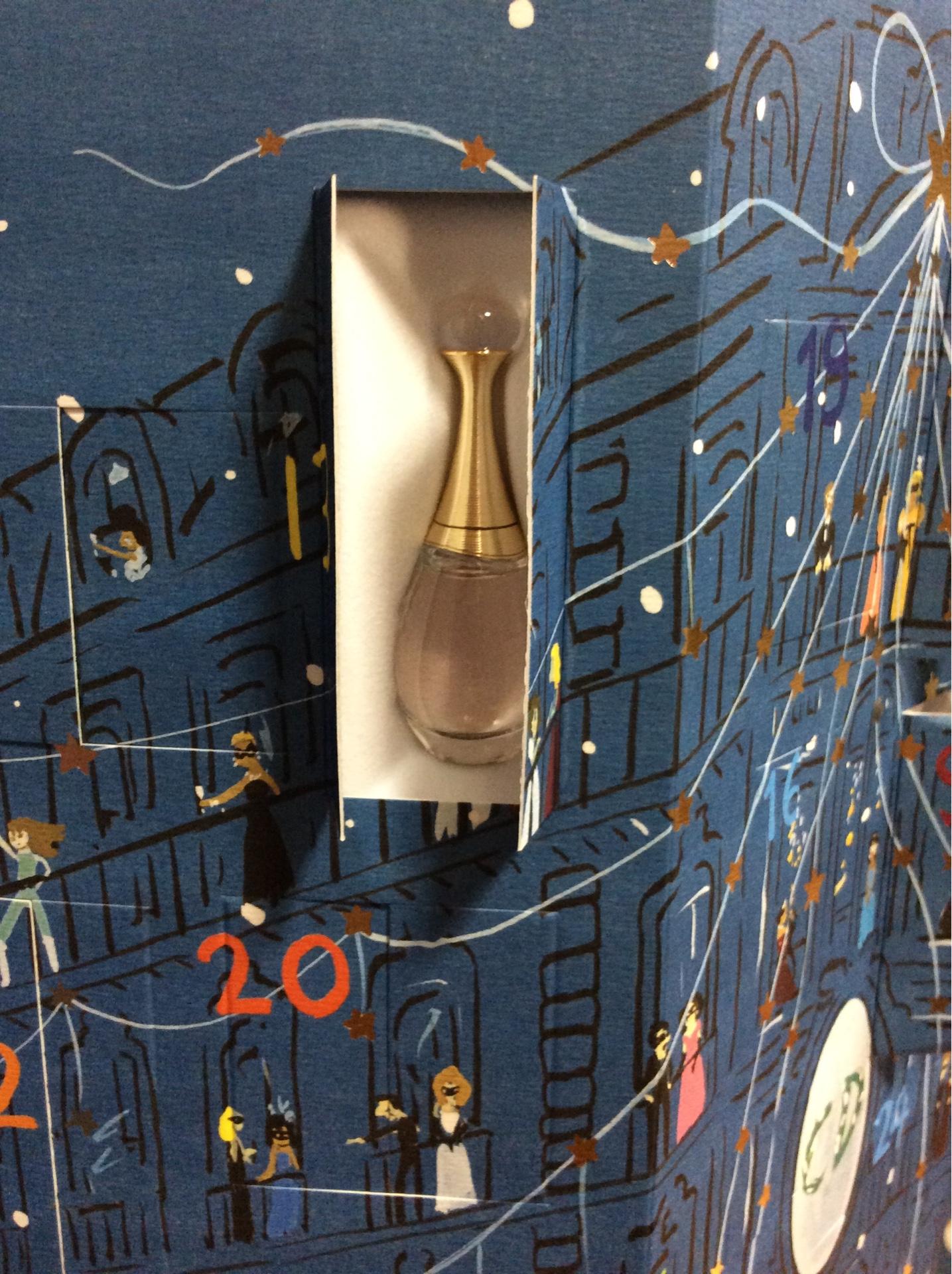 Dior アドベントカレンダー 13日目 ジャドール