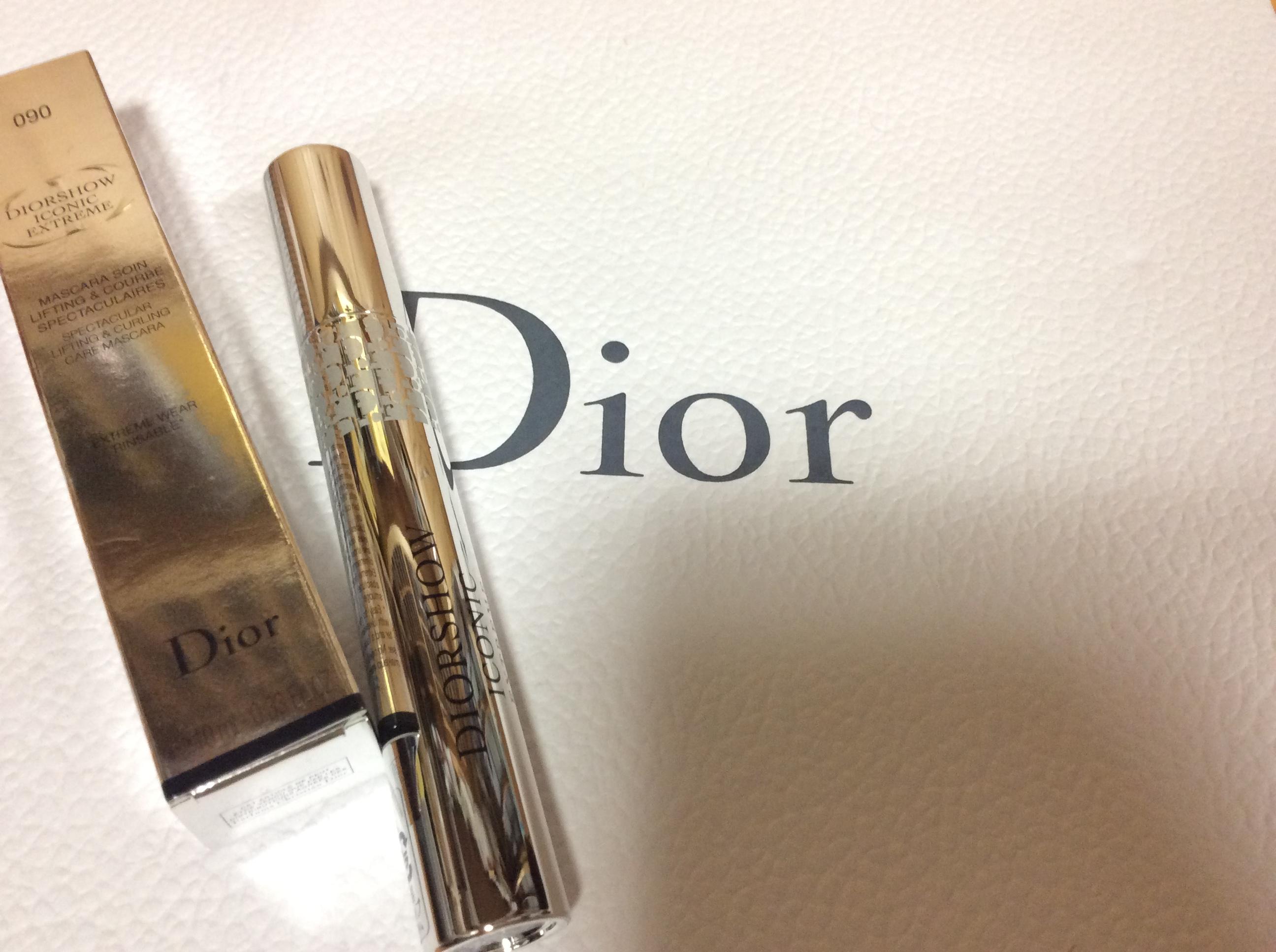 Dior ショウ マスカラ