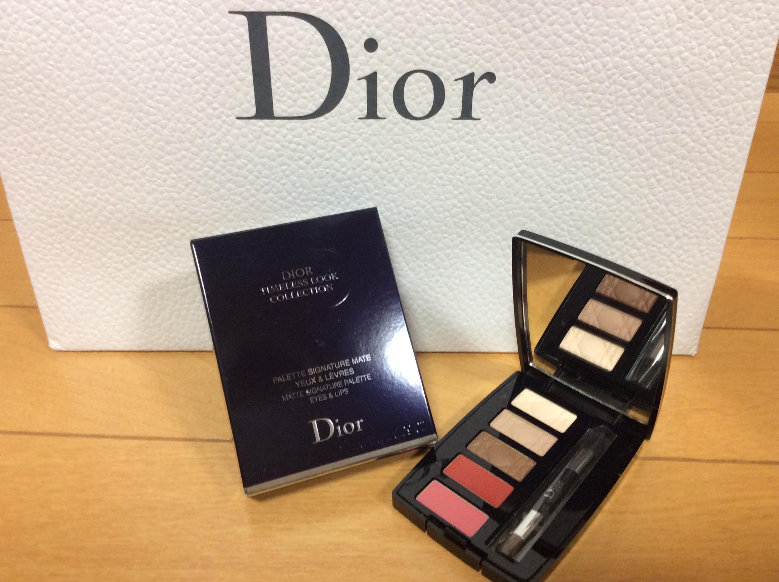 Dior バースデーギフト ゴールド会員