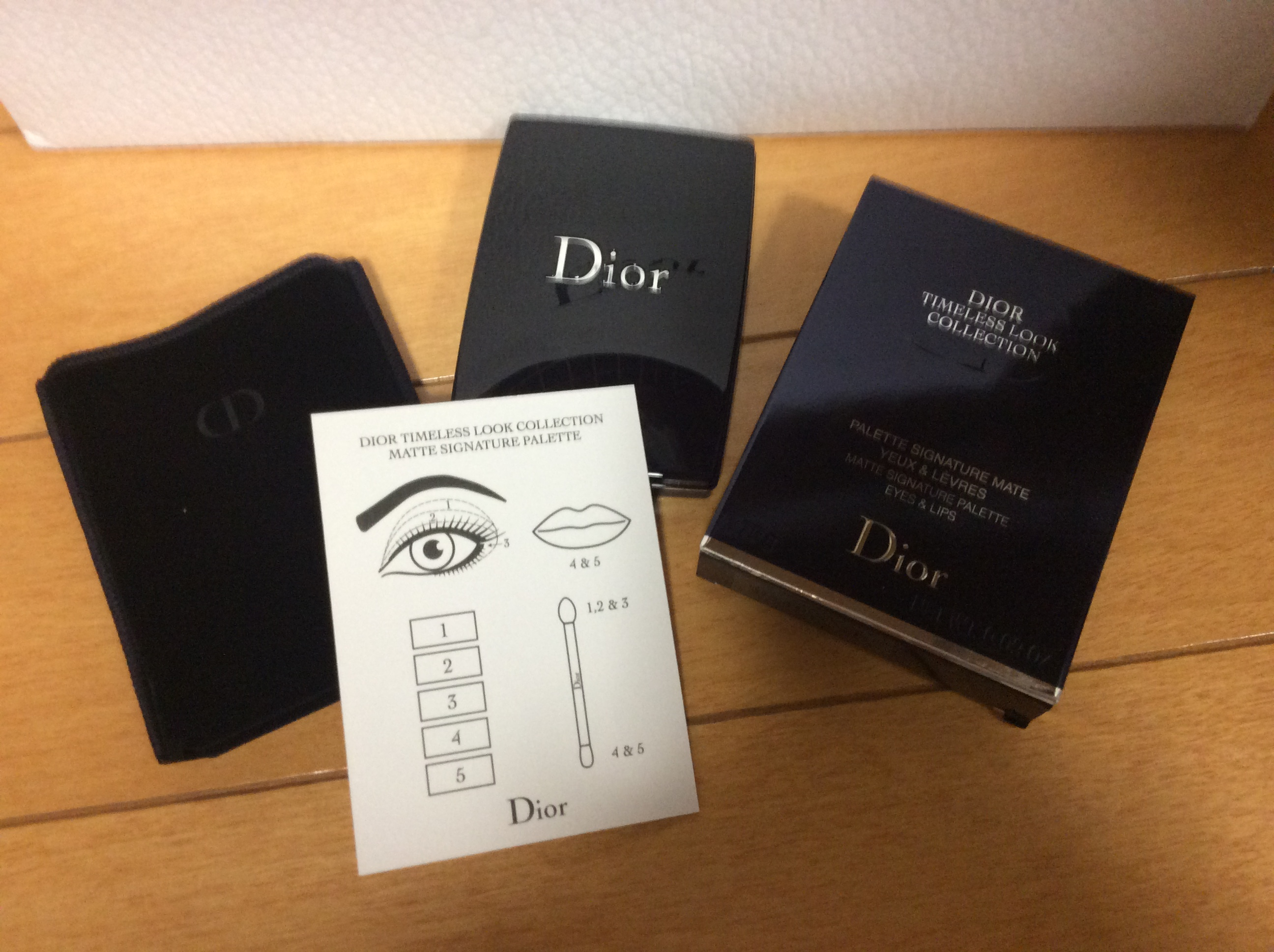 Dior バースデーギフト