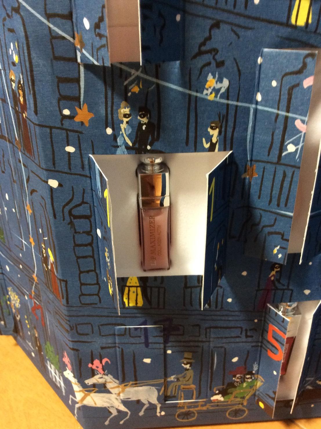 Dior アドベントカレンダー  11日目 リップマキシマイザー