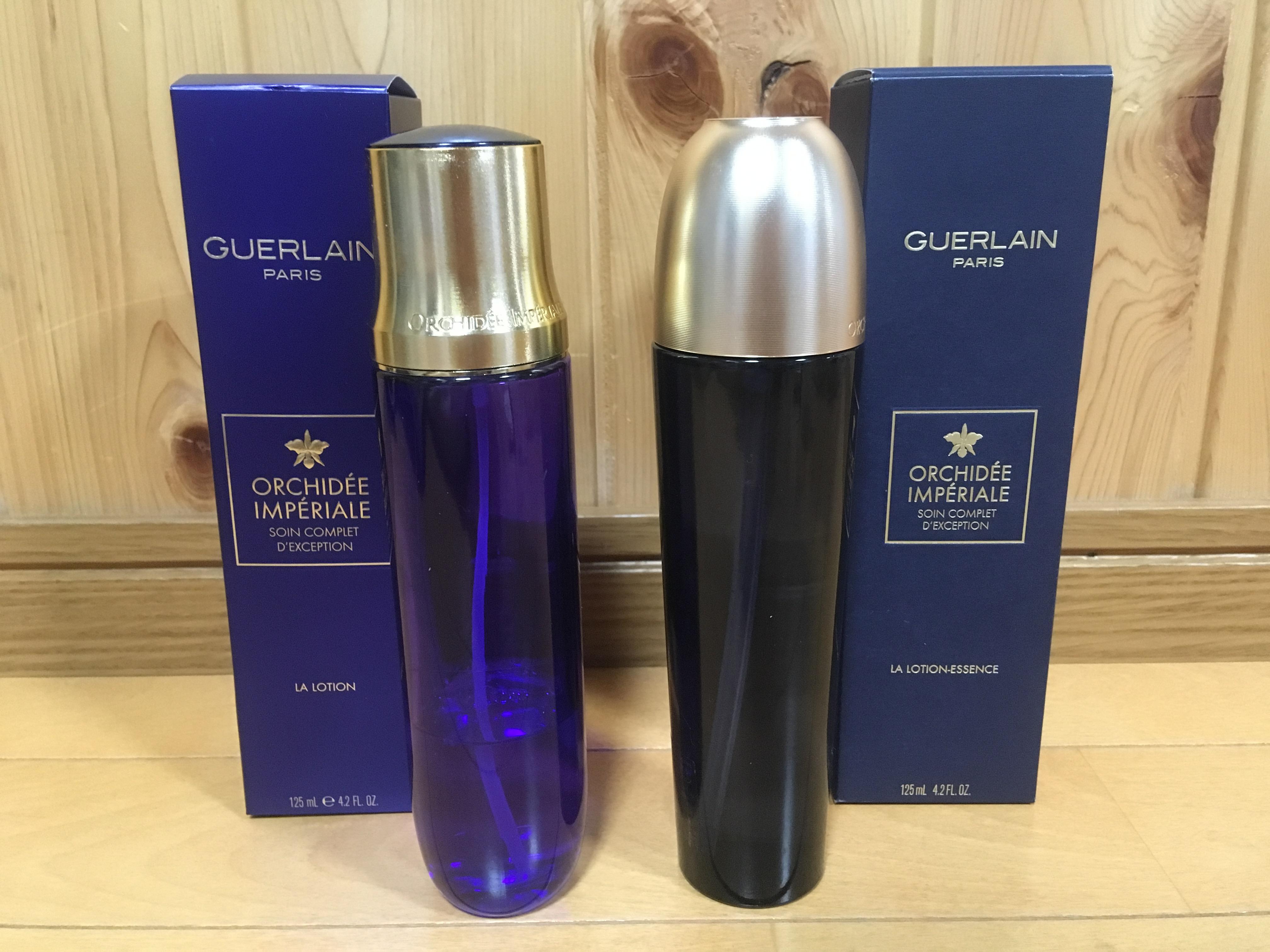 ゲラン GUERLAIN オーキデアンペリアル ローション 化粧水 リニューアル デザイン 変更 2019