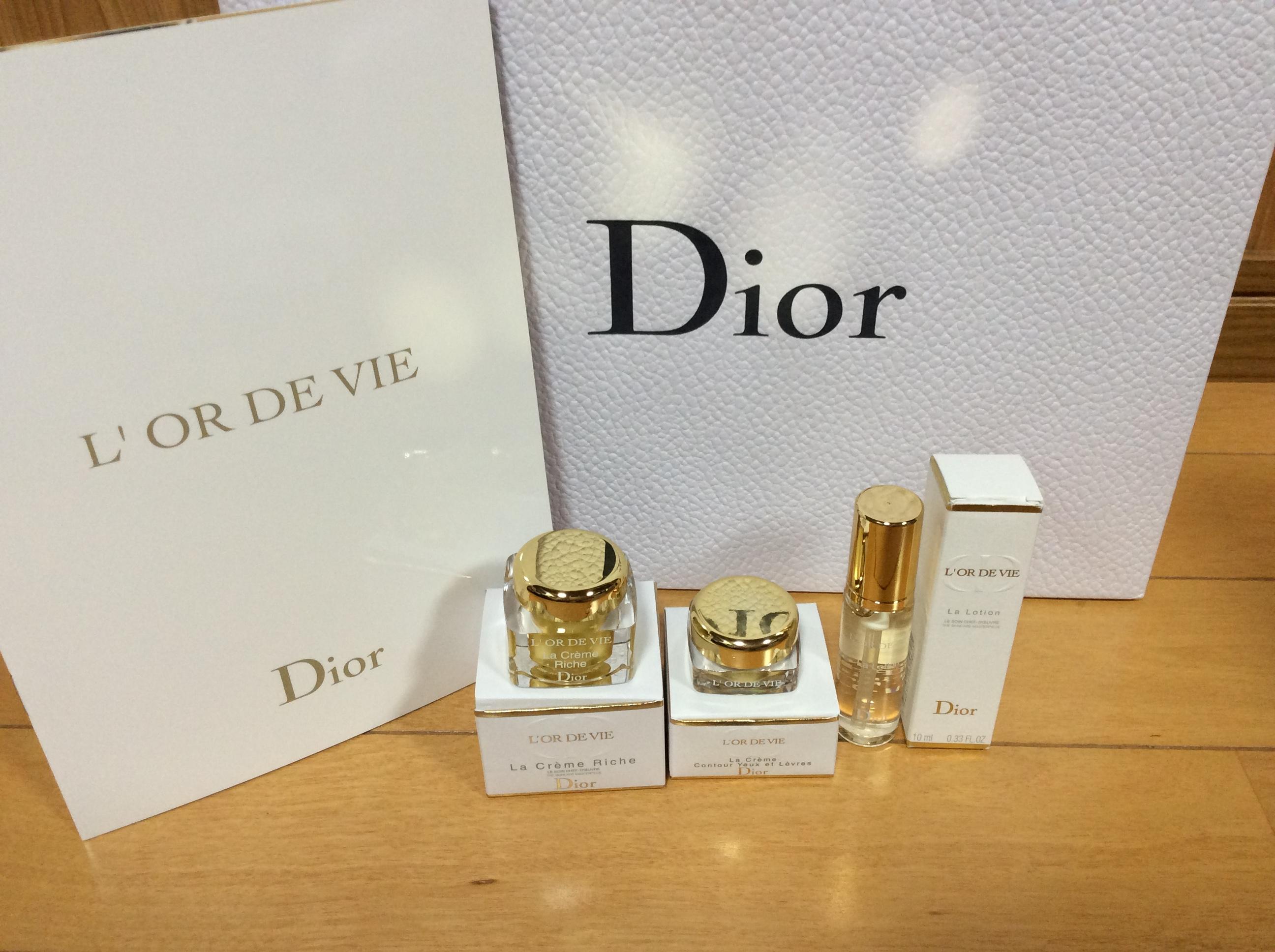Dior オードヴィ オー・ド・ヴィ