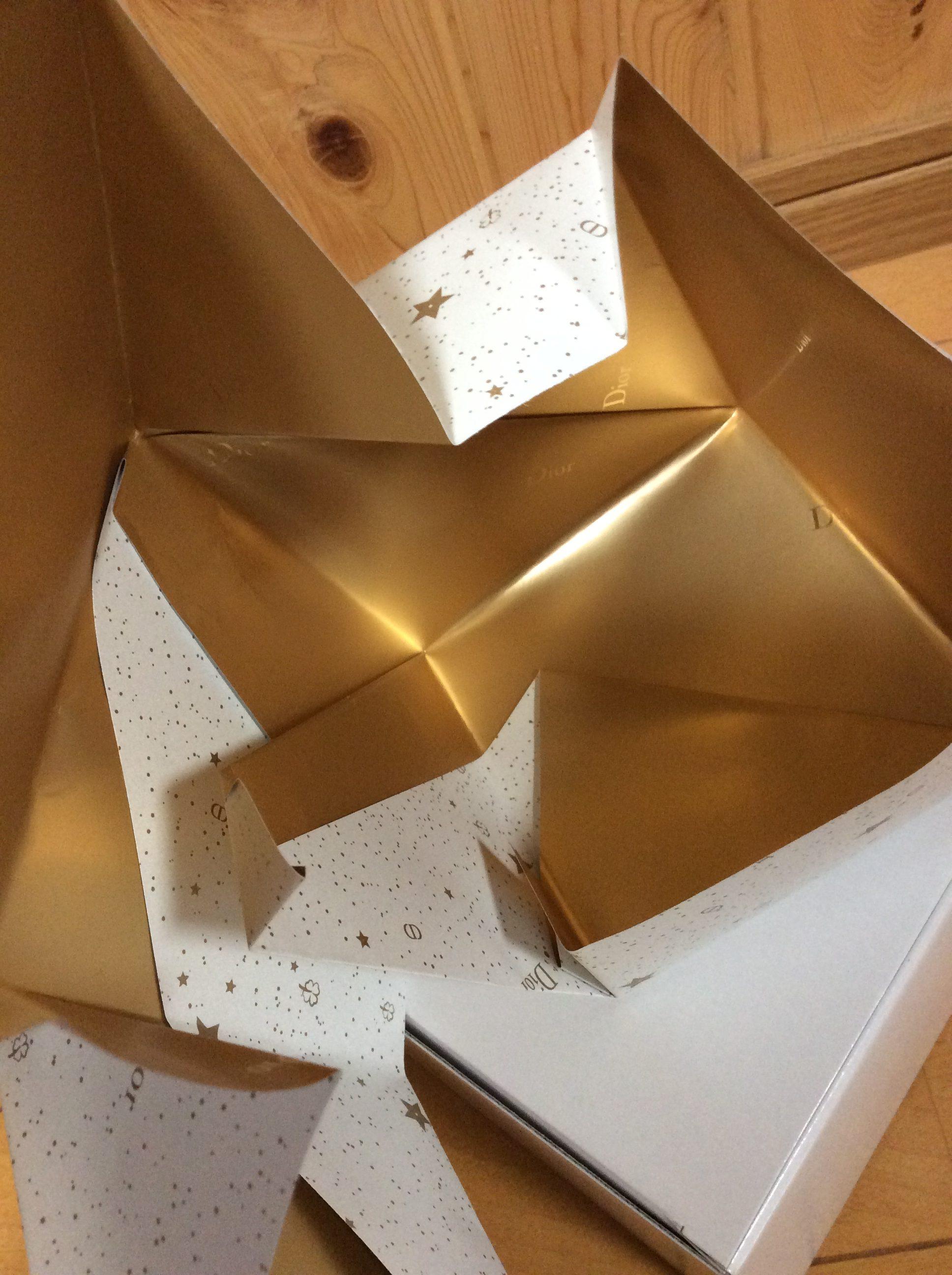 Dior ラッピング 包装紙 ディオール