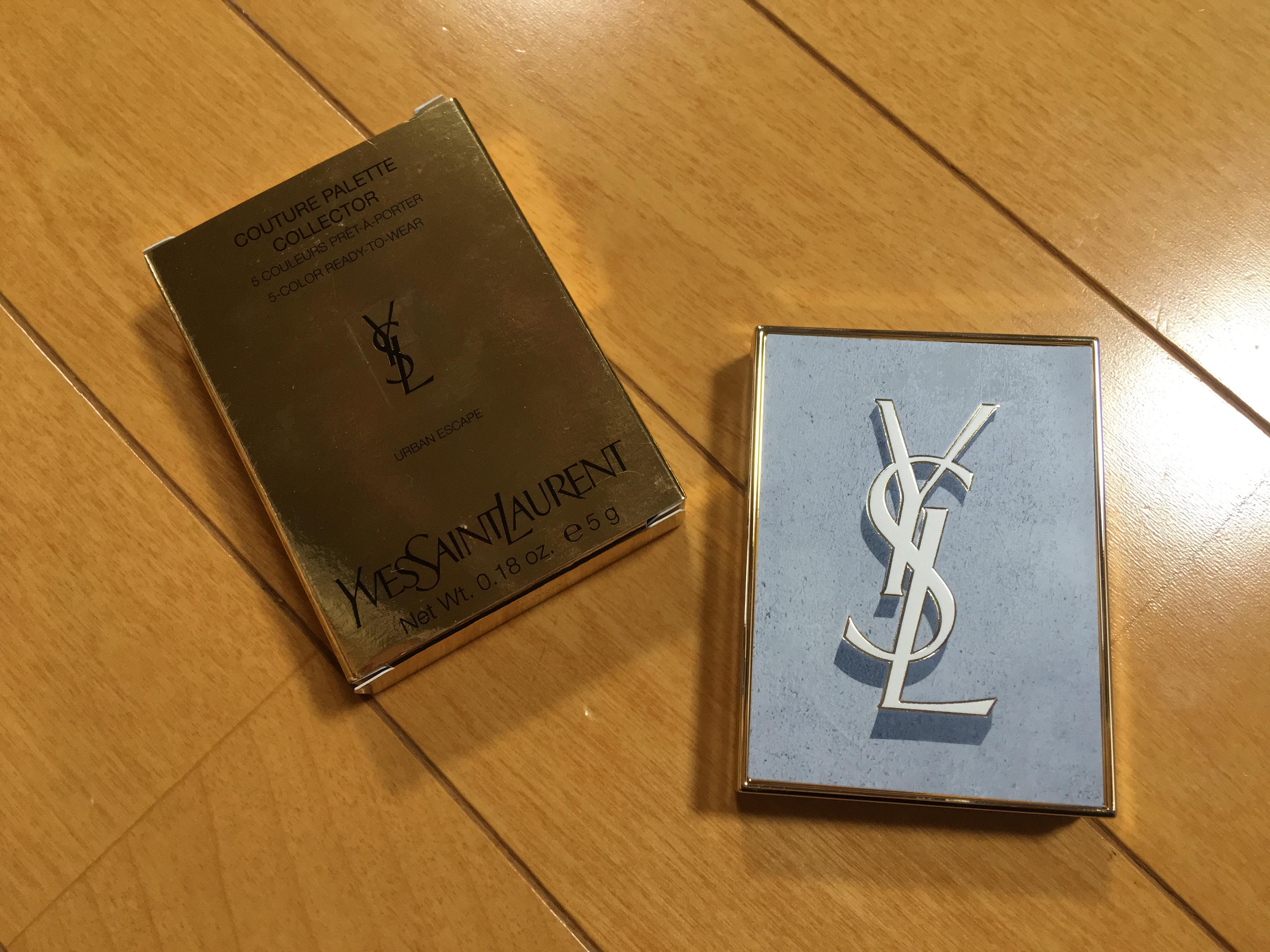 YSL アイシャドウ パレットアーバンエスケープ 2019 福袋