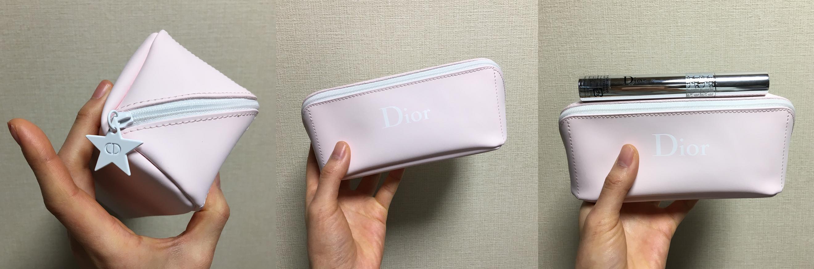 Dior ディオール カプチュールユース コフレ オファー ノベルティ ポーチ